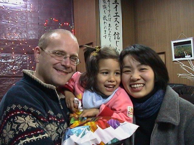 Tim, Chiemi & Manami