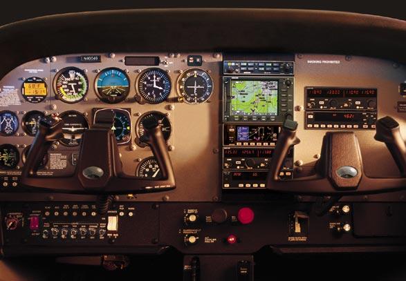 Skyhawk Panel